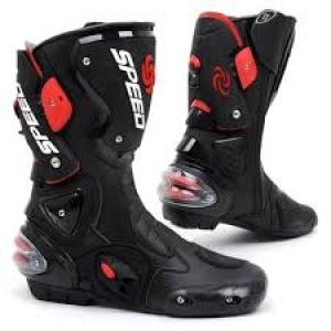 Bota Speed cano longo