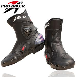 Bota Speed cano medio